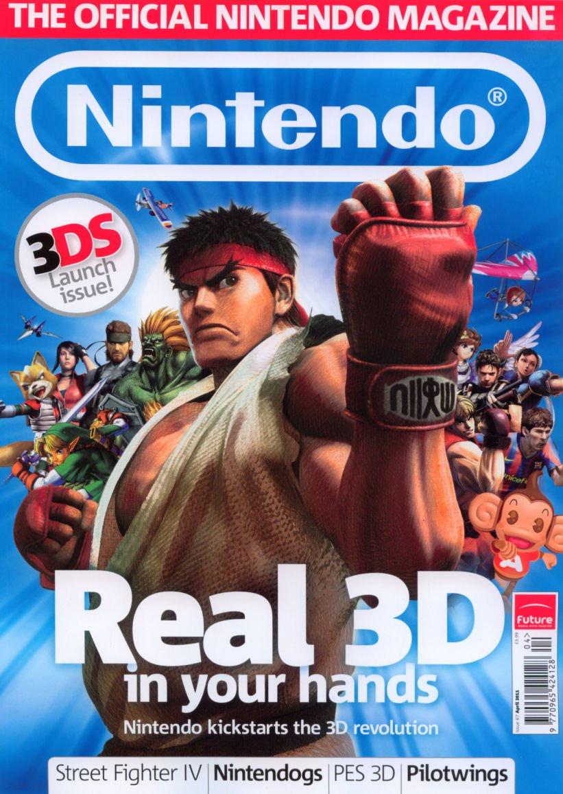 Official Nintendo Magazine 067 (April 2011)
