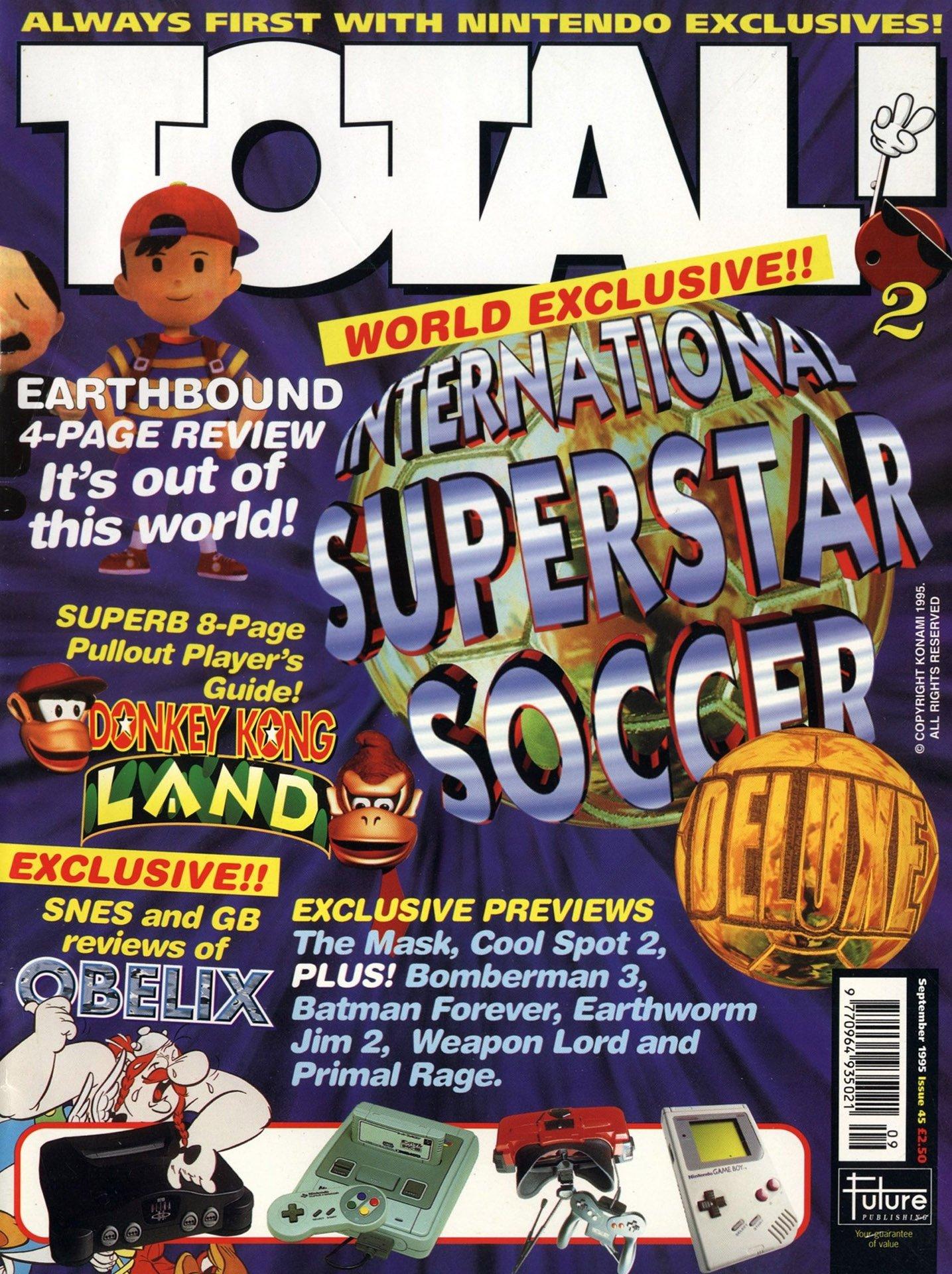 Total! Issue 45 (September 1995)