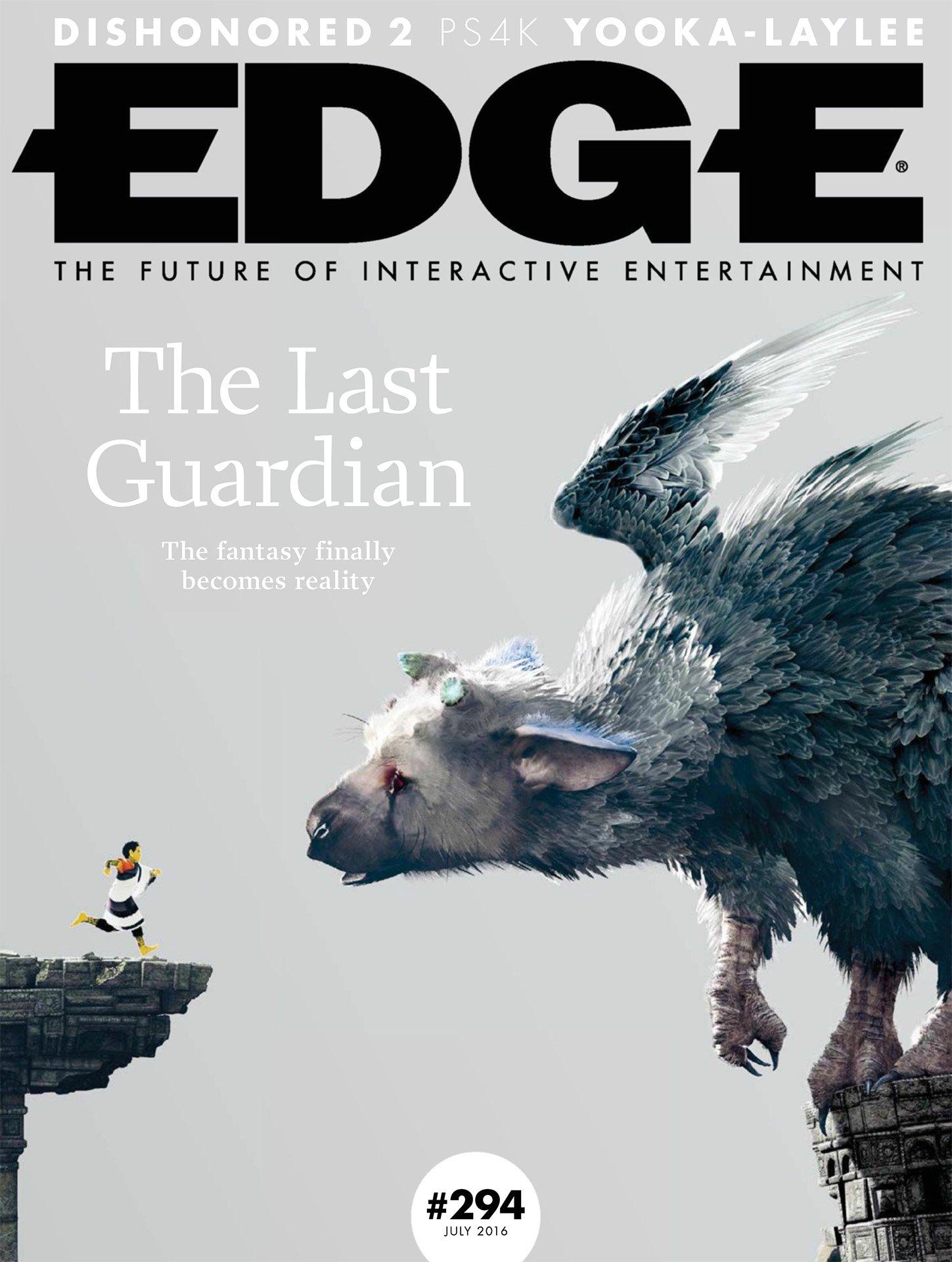 Edge 294 (July 2016)