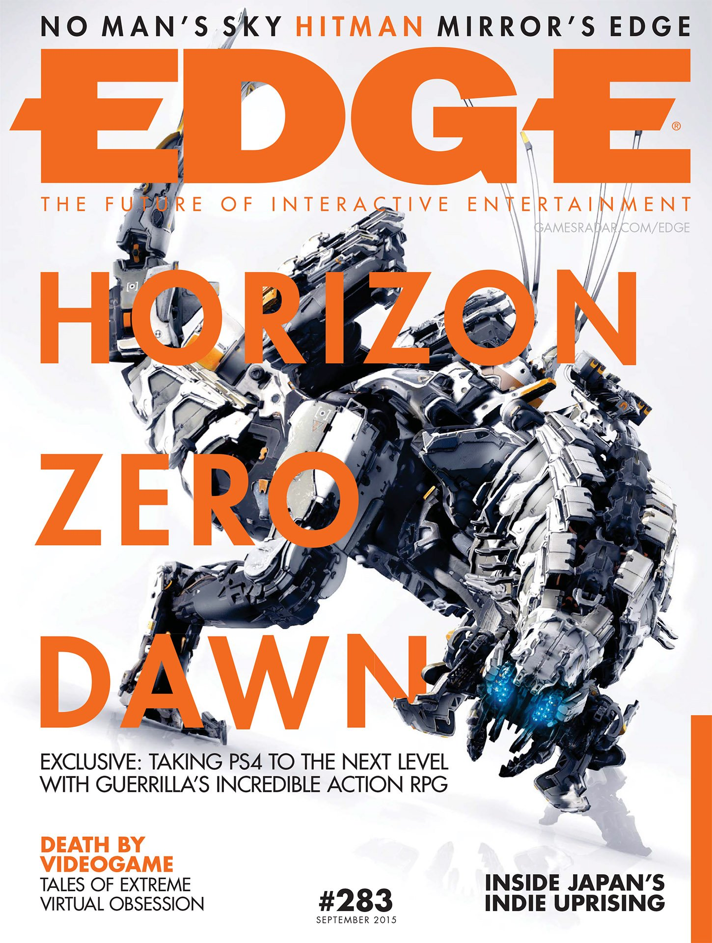 Edge 283 (September 2015)