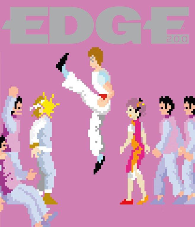 Edge 200 (April 2009) (cover 139 - Kung-Fu Master)