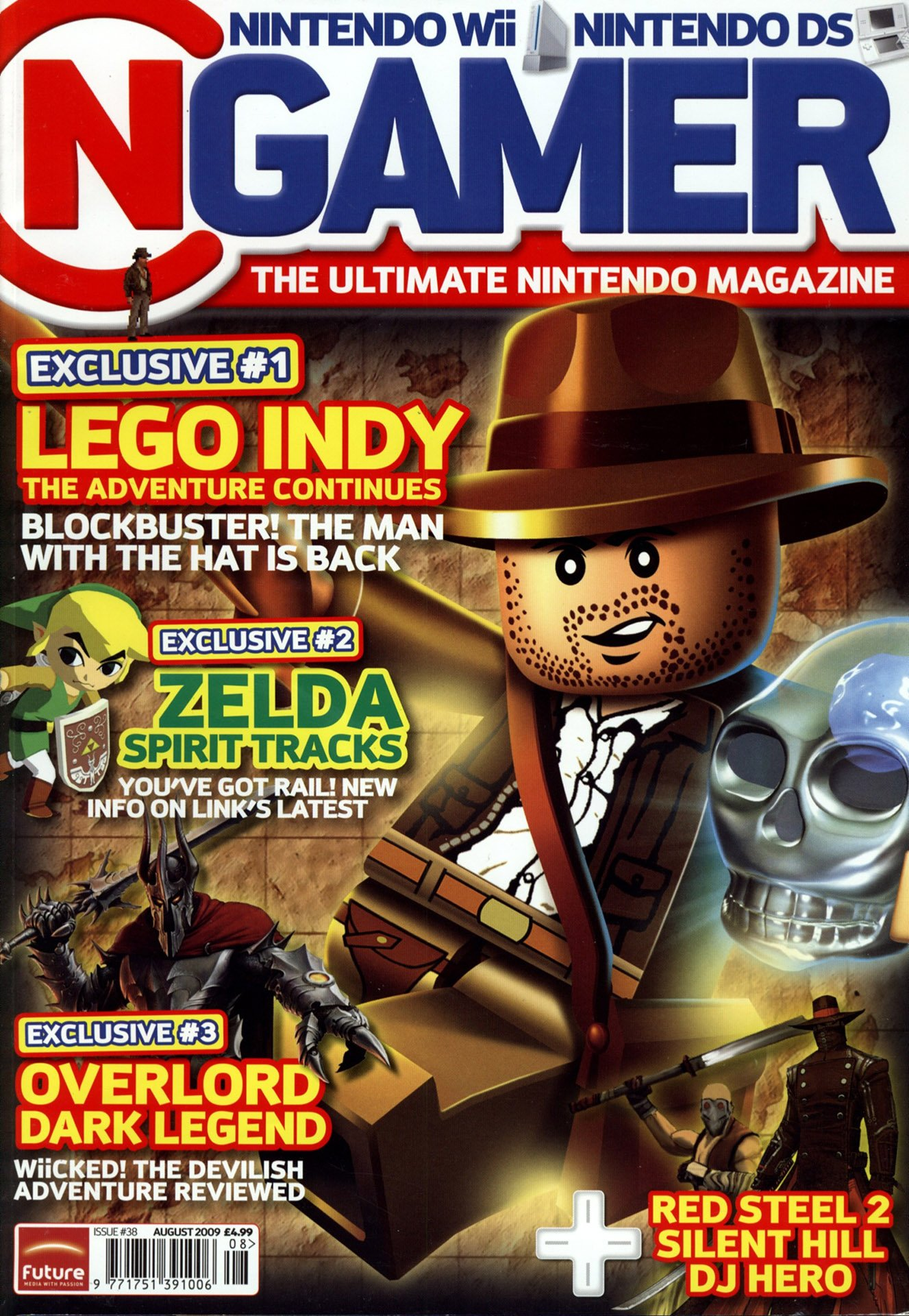 NGamer Issue 38 (August 2009)
