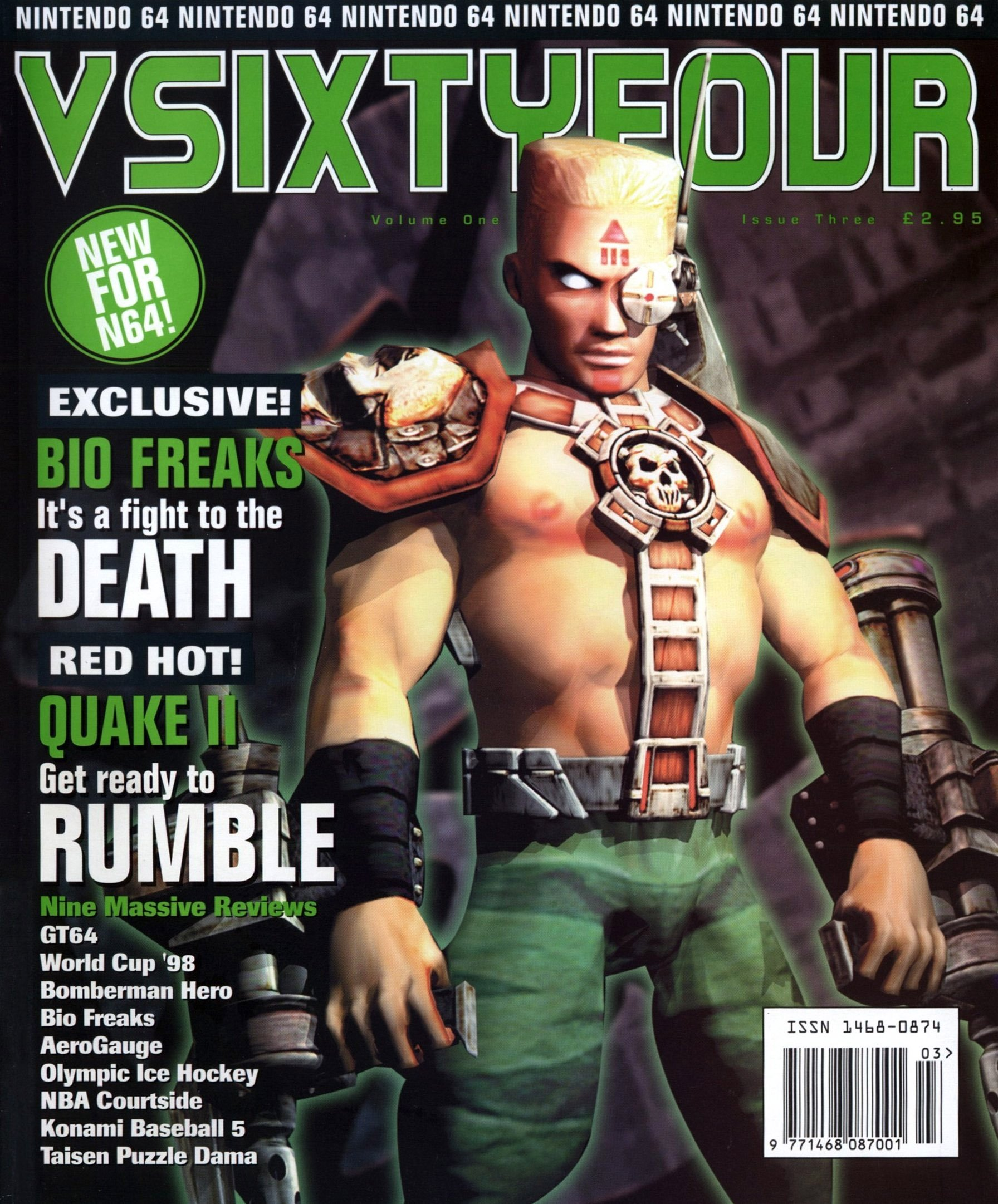 VSIXTYFOUR Issue 3 (May 1998)