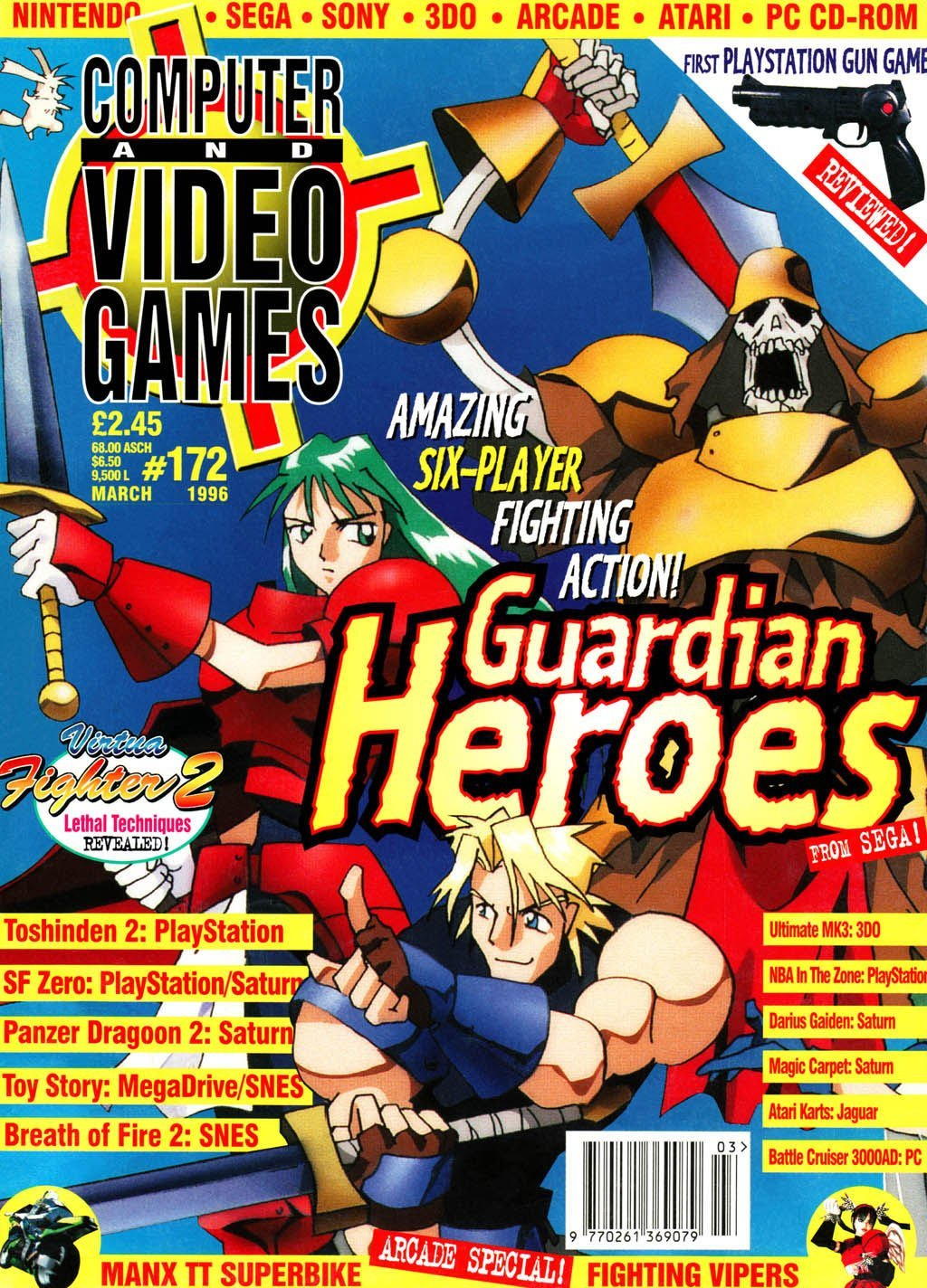 Computer & Video Games Issue 172