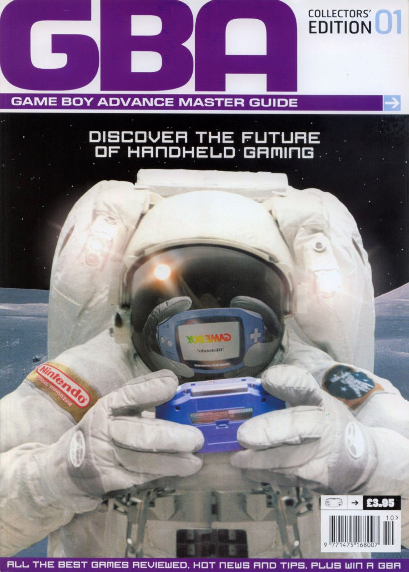 Game Boy Advance Master Guide Issue 1 (Summer 2001)