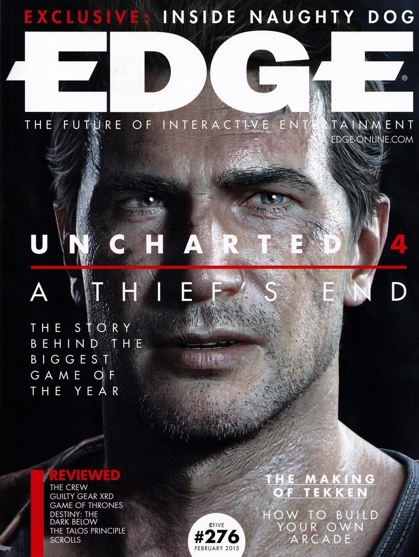 Edge 276 (February 2015)