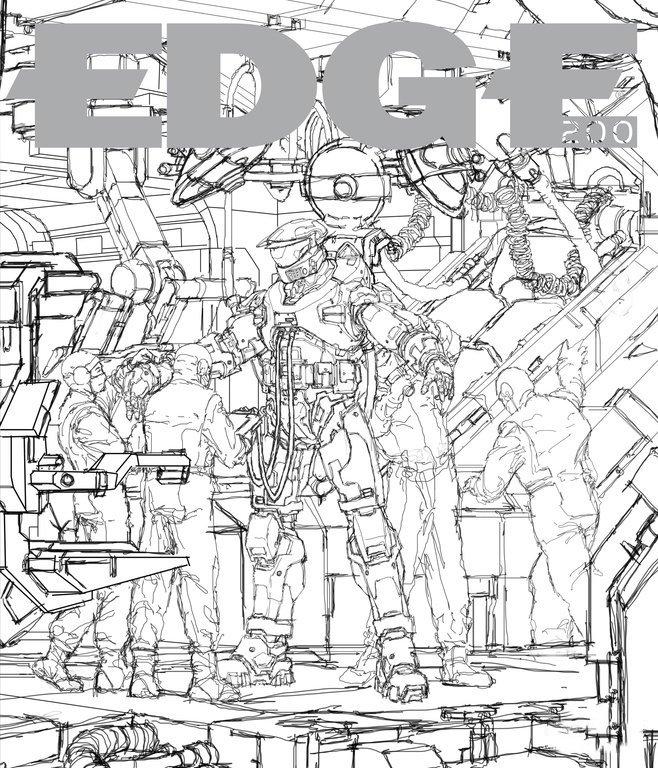 Edge 200 (April 2009) (cover 186 - Halo)