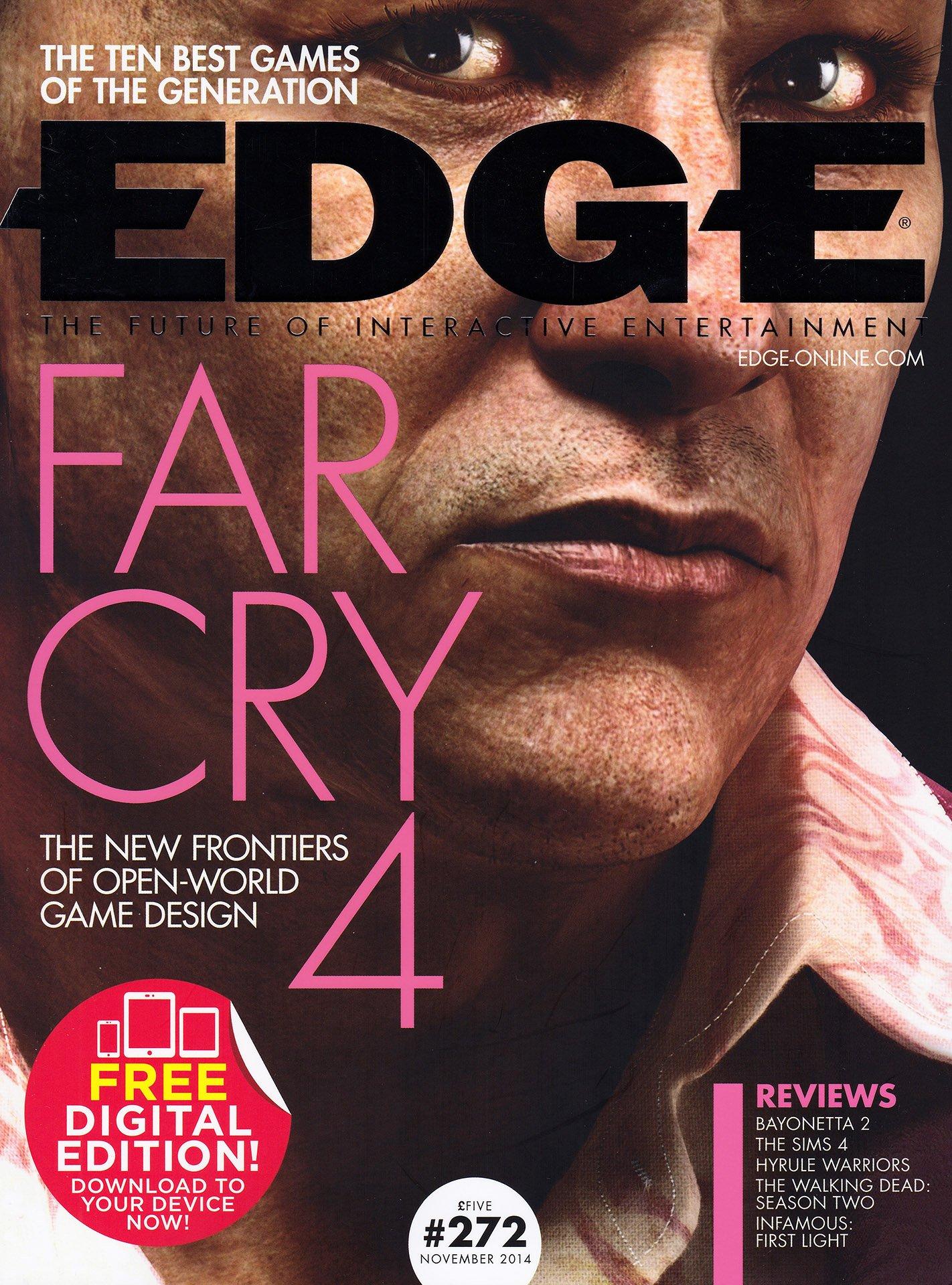 Edge 272 (November 2014)