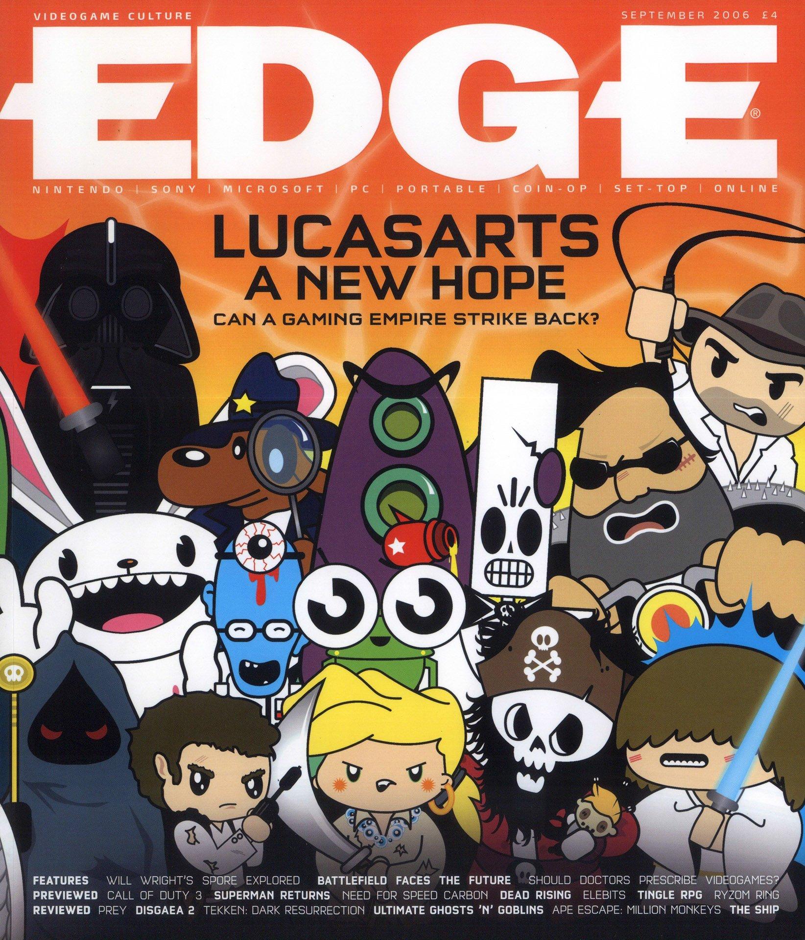 Edge 166 (September 2006)