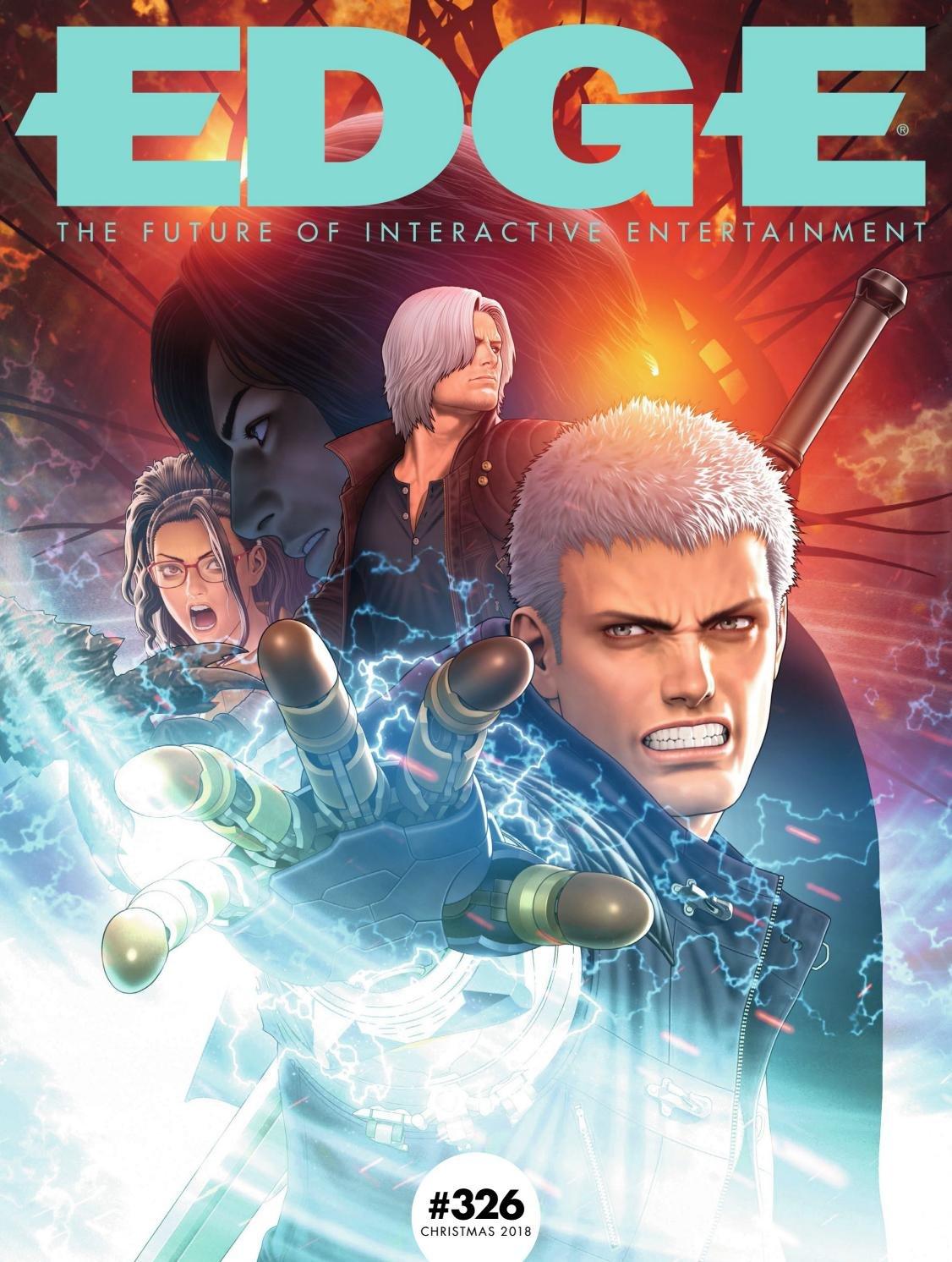 Edge 326 (Christmas 2018) (cover 2)