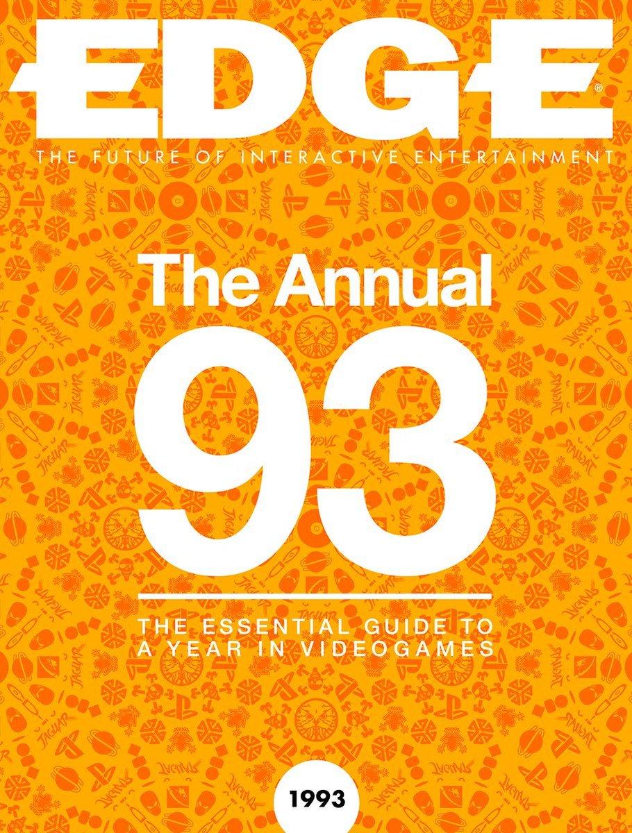Edge: The Annual 93