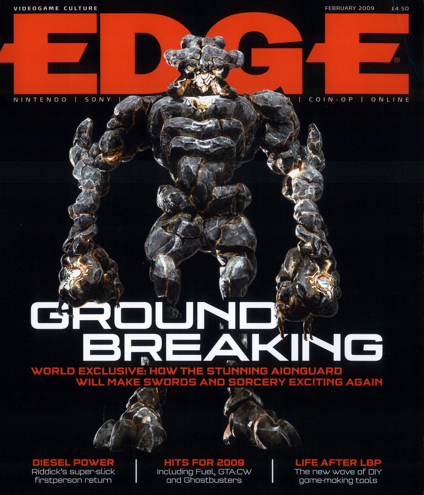 Edge 198 (February 2009)