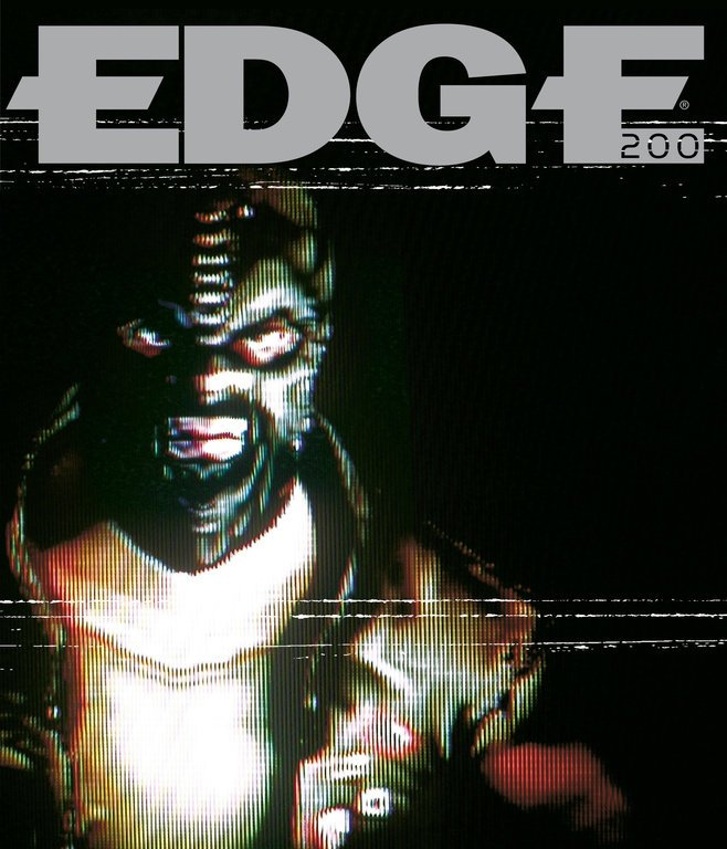Edge 200 (April 2009) (cover 133 - Manhunt)