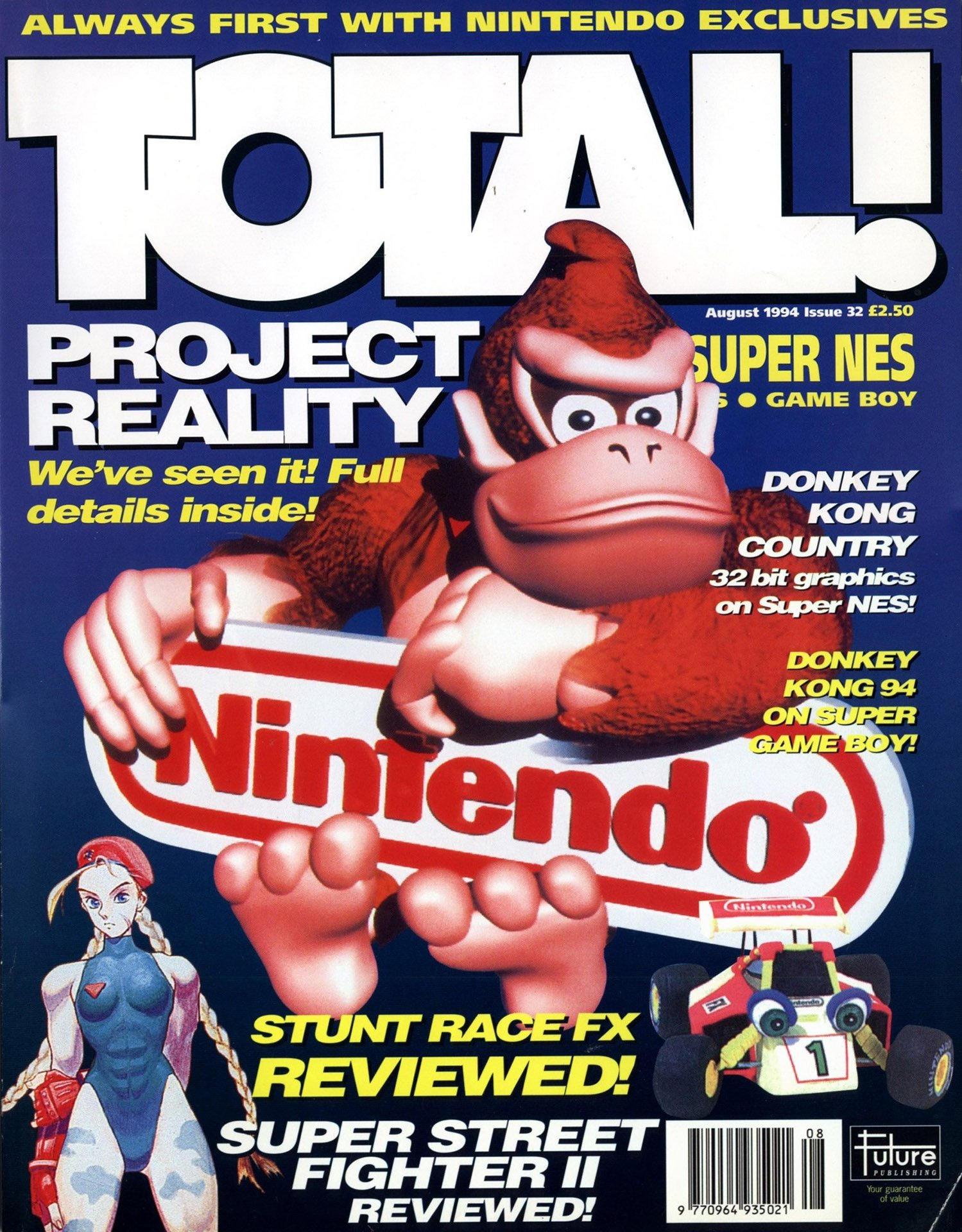 Total! Issue 32 (August 1994)