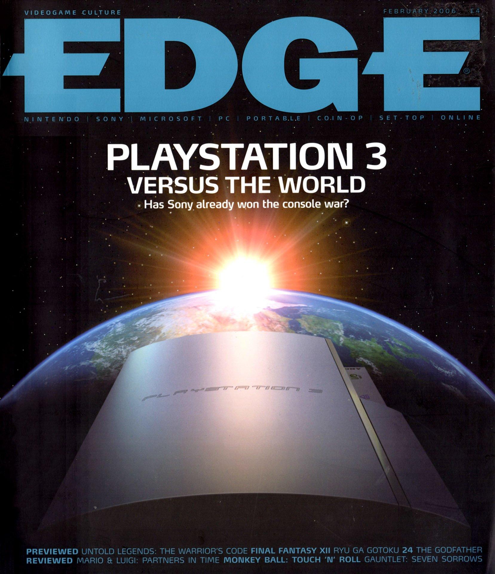 Edge 159 (February 2006)
