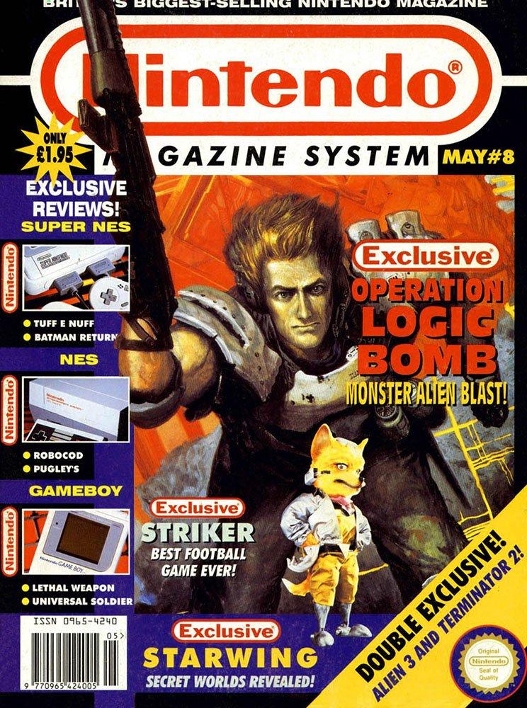 Nintendo Magazine System 008 (May 1993)
