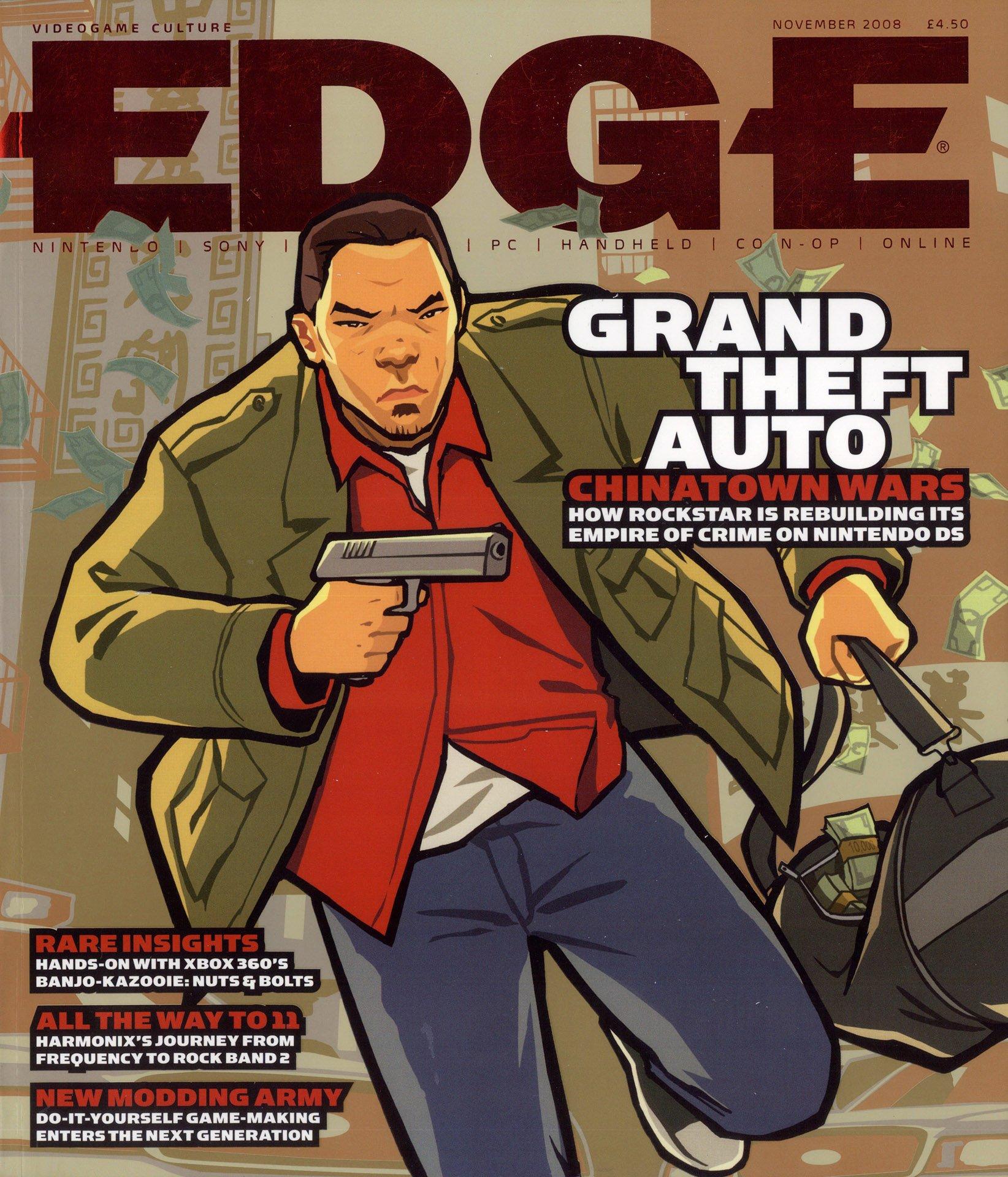 Edge 194 (November 2008)