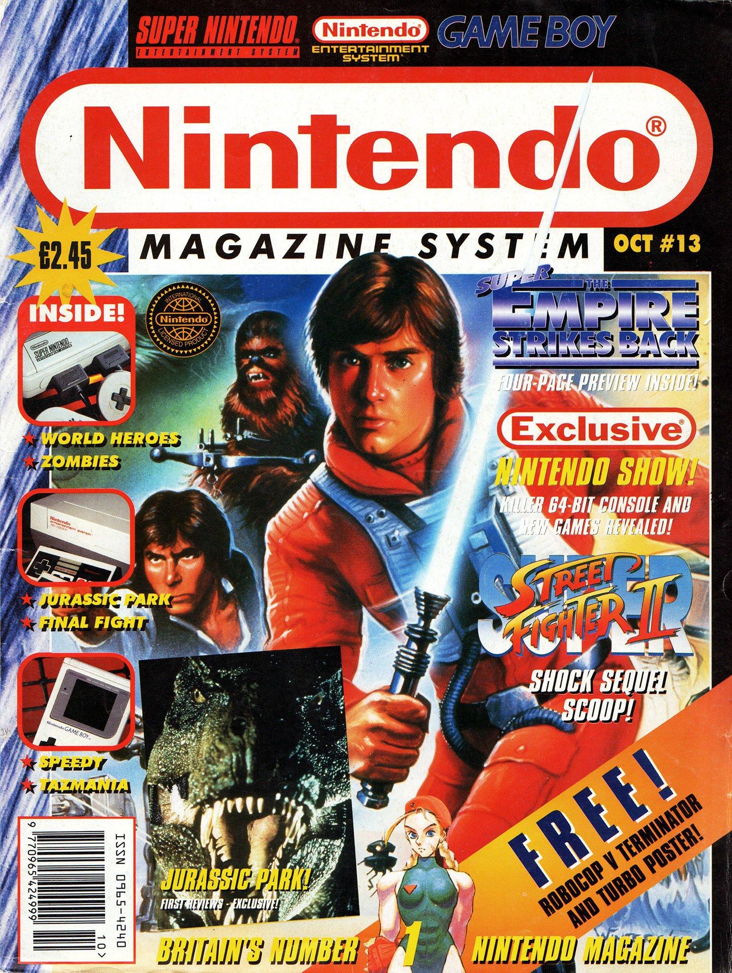 Nintendo Magazine System 013 (October 1993)