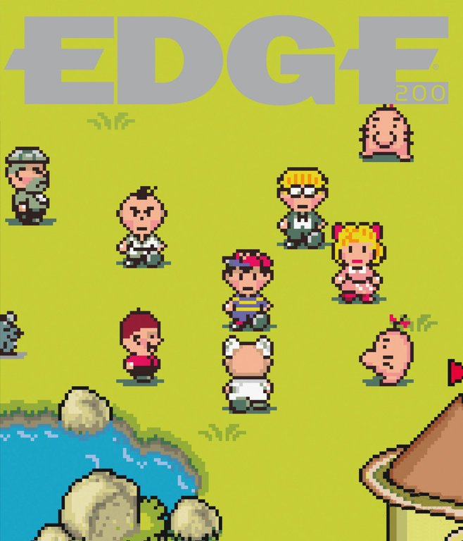 Edge 200 (April 2009) (cover 122 - EarthBound)