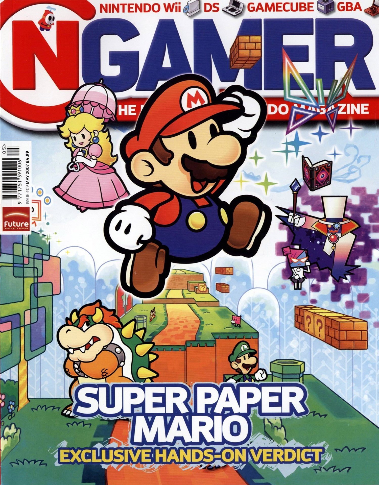 NGamer Issue 09 (May 2007)