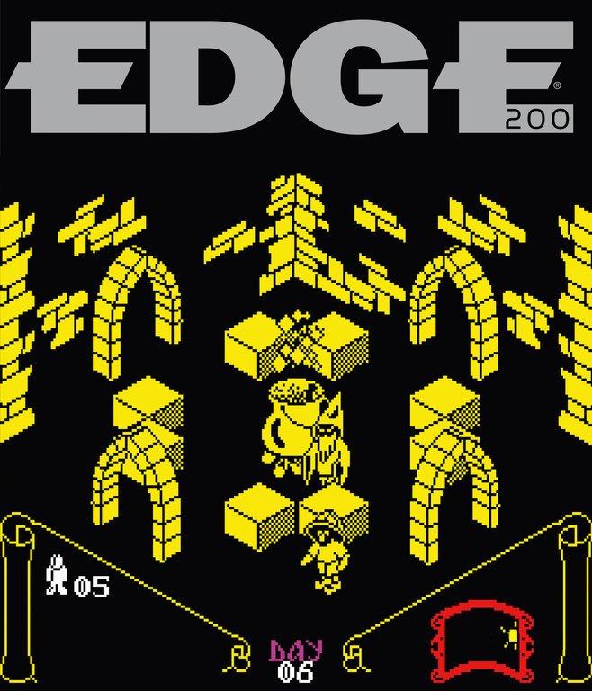 Edge 200 (April 2009) (cover 127 - Knight Lore)