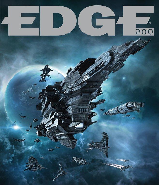 Edge 200 (April 2009) (cover 124 - Eve Online)