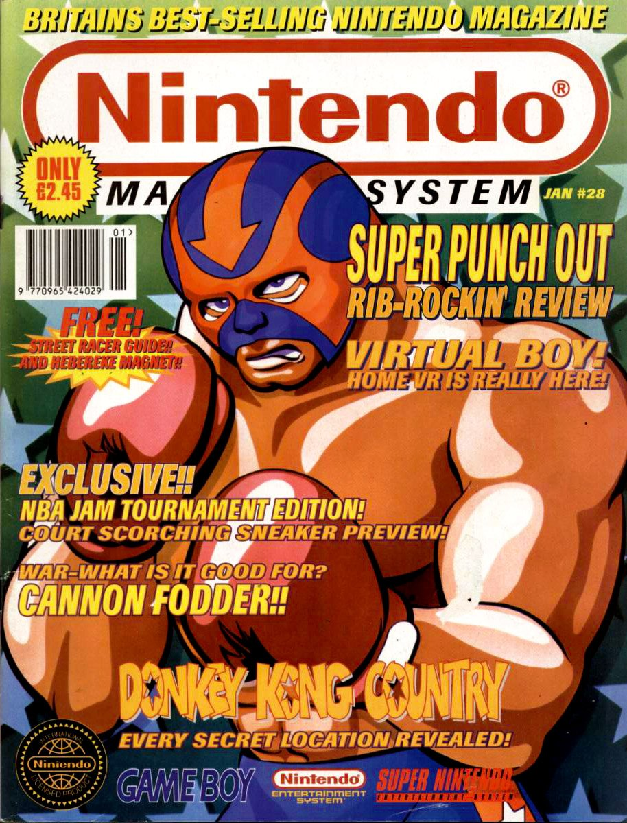Nintendo Magazine System 028 (January 1995)