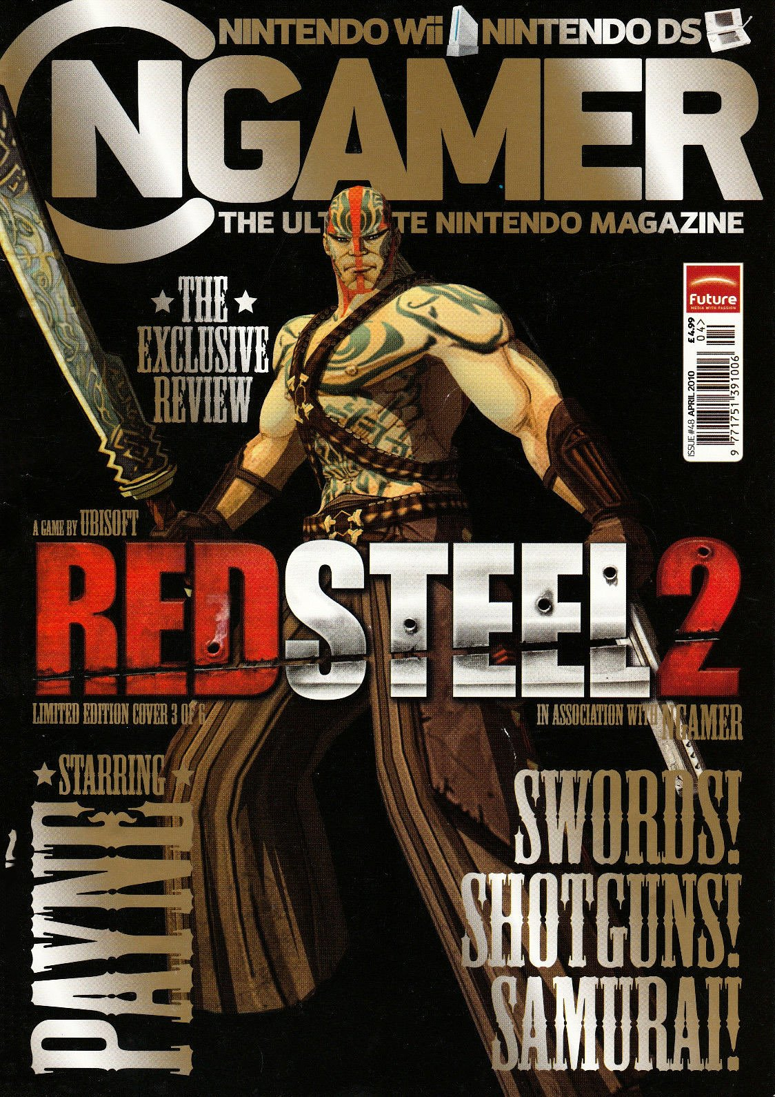 NGamer Issue 48 (April 2010) (cover 3)