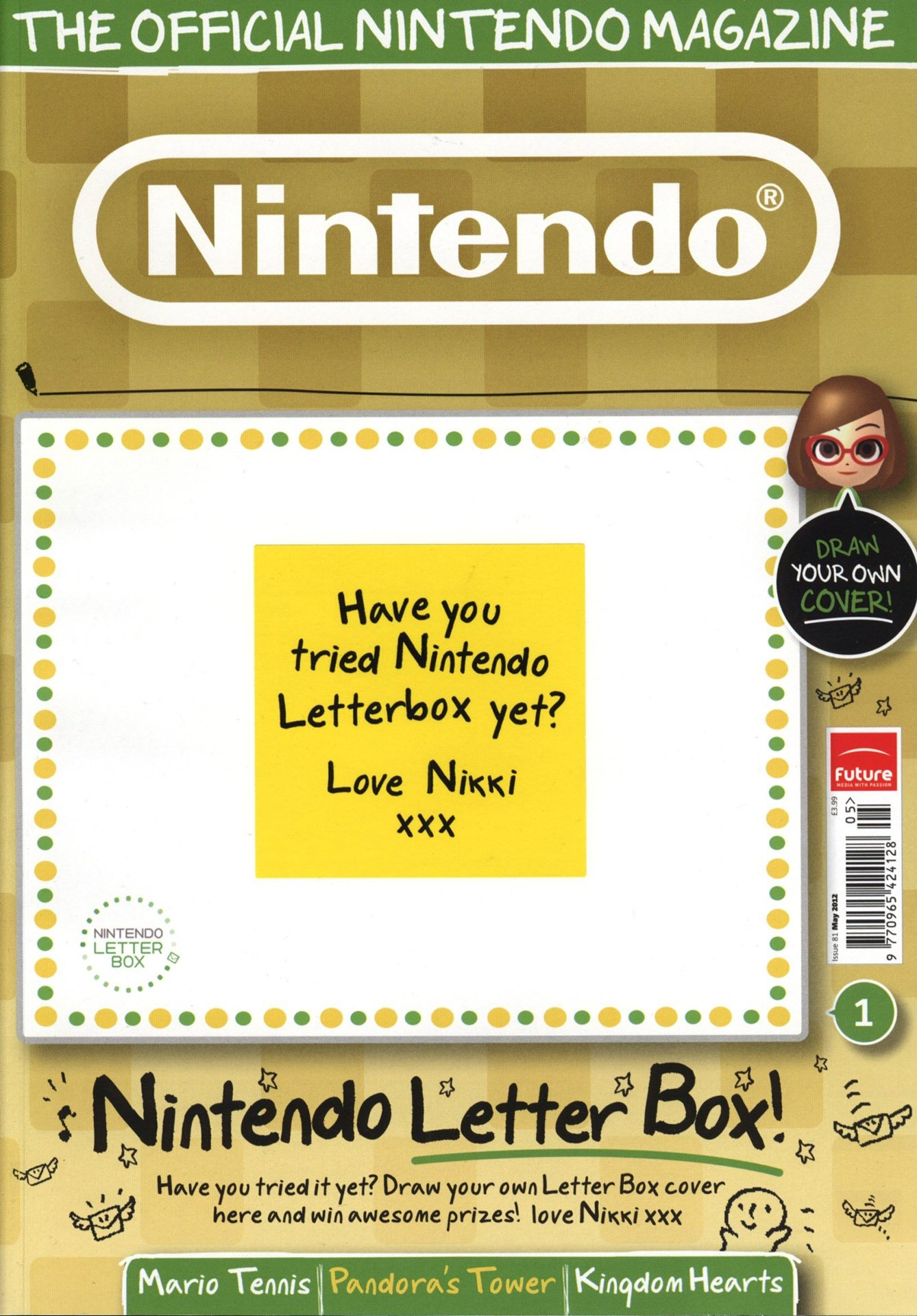 Official Nintendo Magazine 081 (May 2012)
