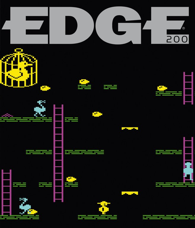 Edge 200 (April 2009) (cover 131 - Chuckie Egg)