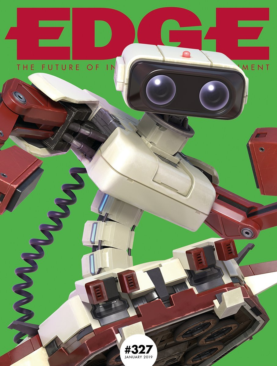Edge 327 (January 2019) (subscriber cover 4)