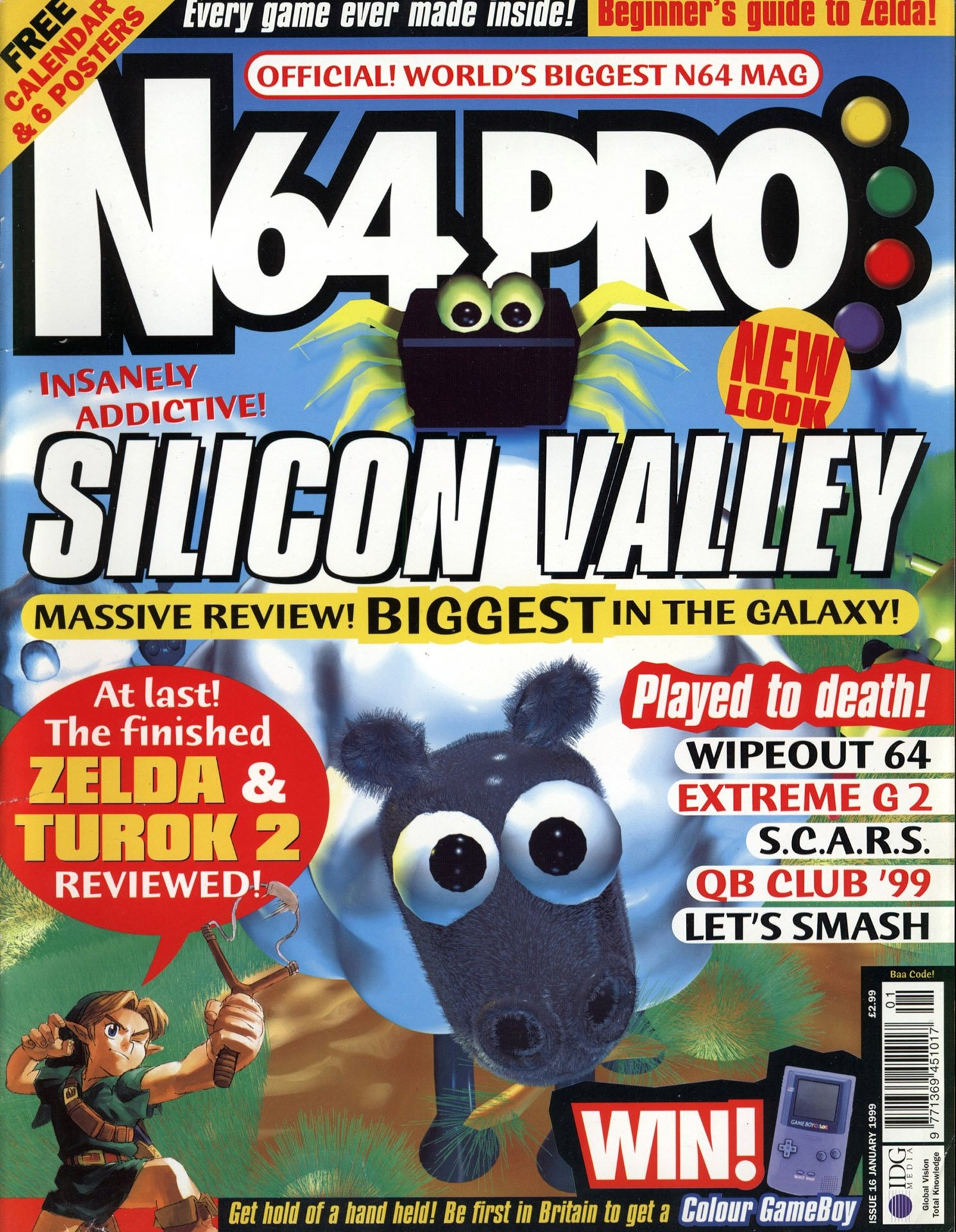 N64 Pro Issue 16 (January 1999)