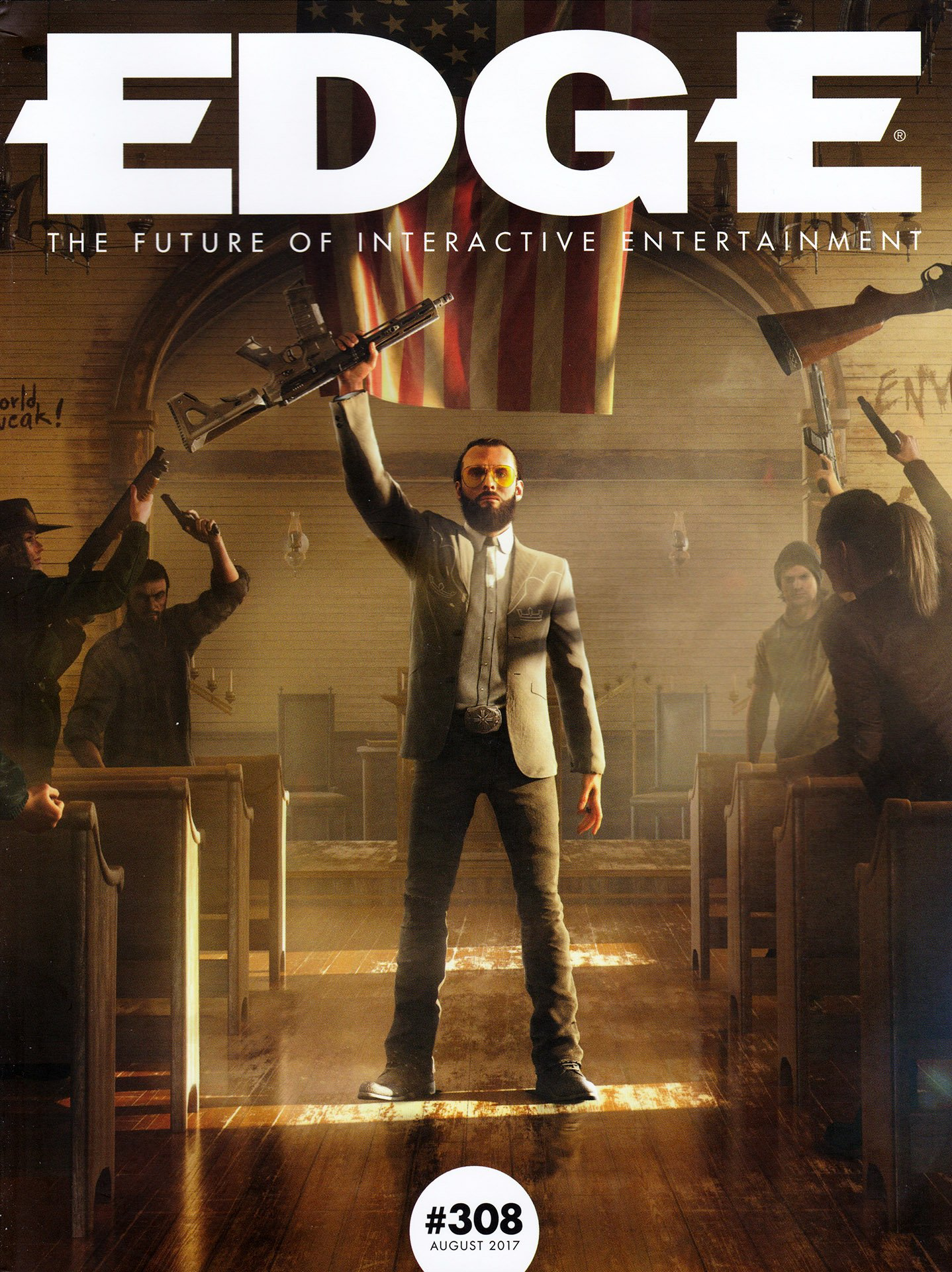 Edge 308 (August 2017) (subscriber edition)