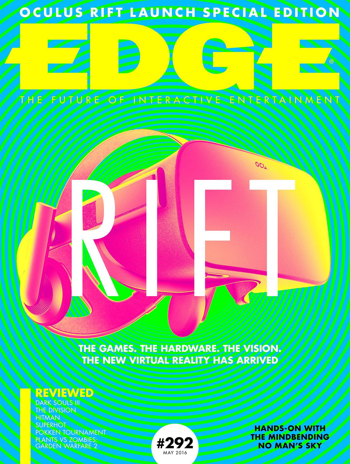 Edge 292 (May 2016)