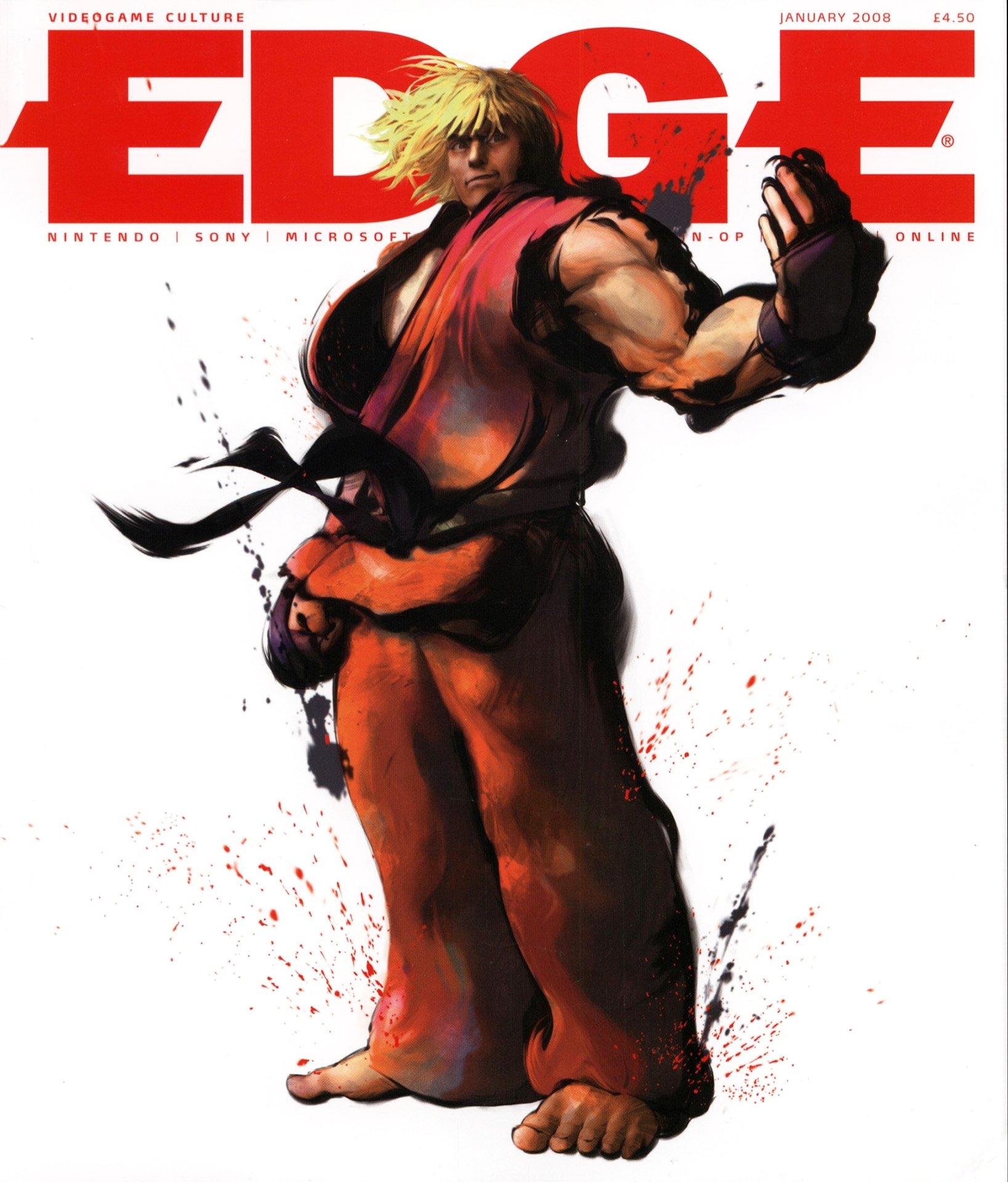 Edge 184 (January 2008) (cover 1)