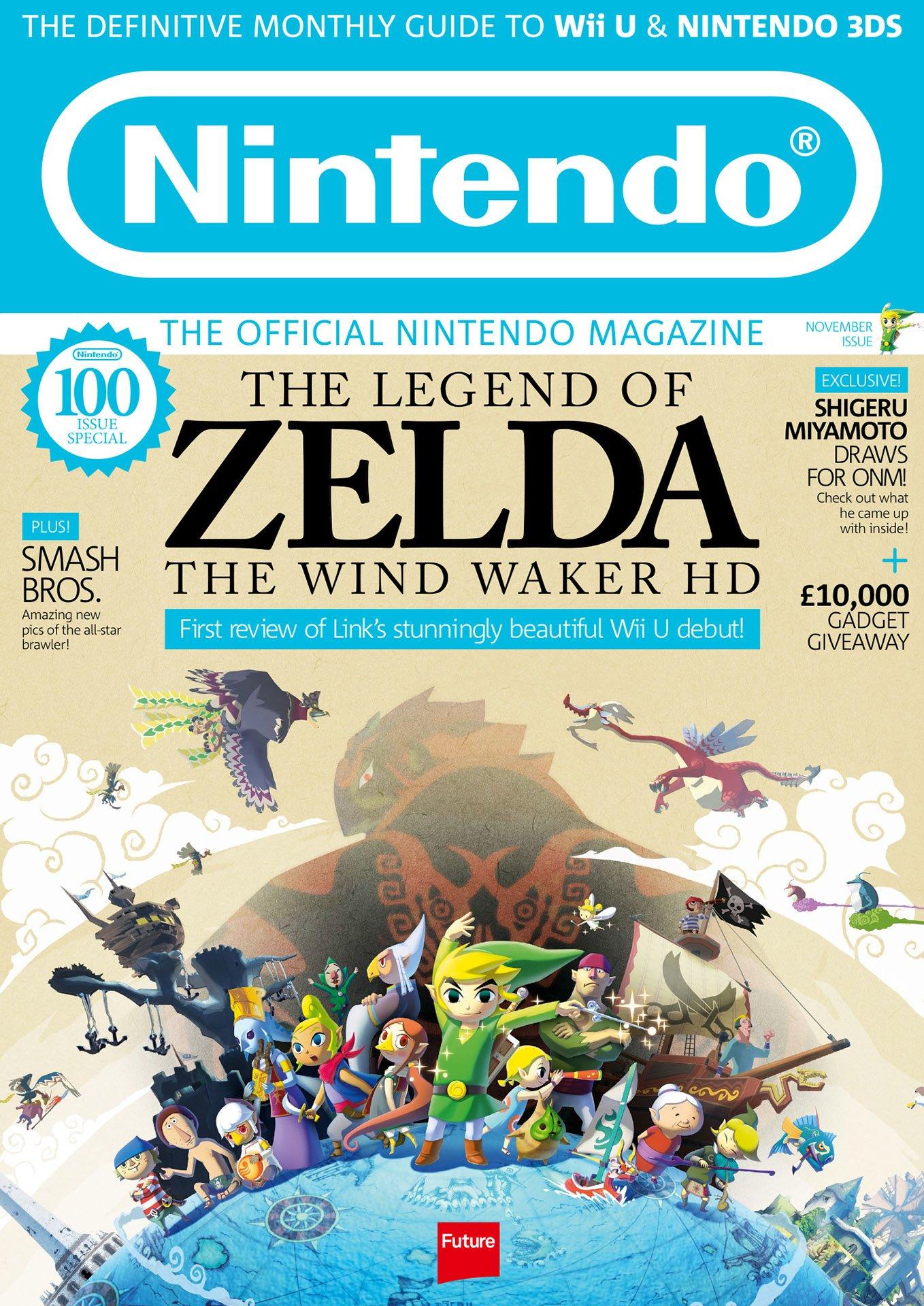 Official Nintendo Magazine 100 (November 2013)