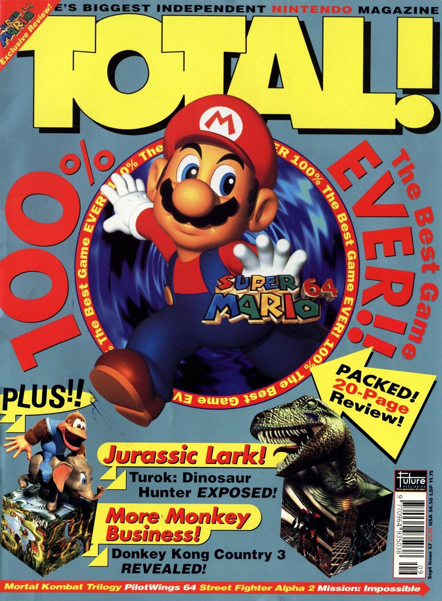 Total! Issue 57 (September 1996)