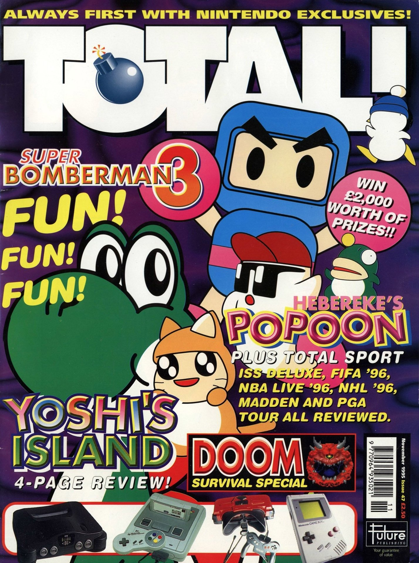 Total! Issue 47 (November 1995)