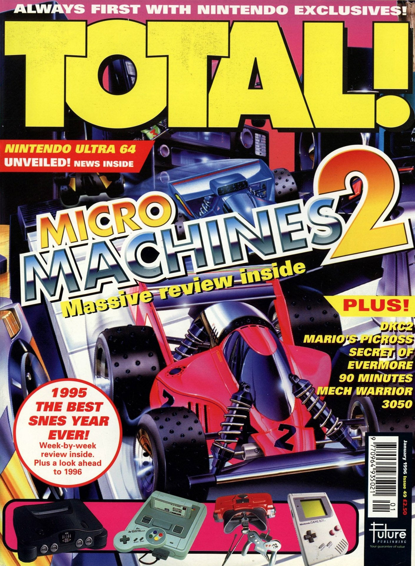 Total! Issue 49 (January 1996)