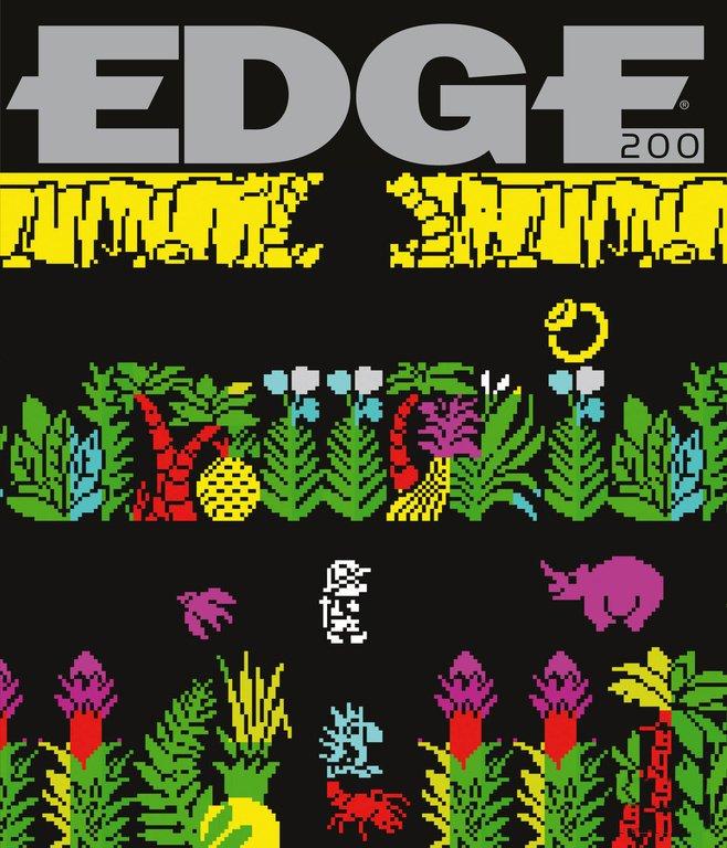 Edge 200 (April 2009) (cover 092 - Sabre Wulf)