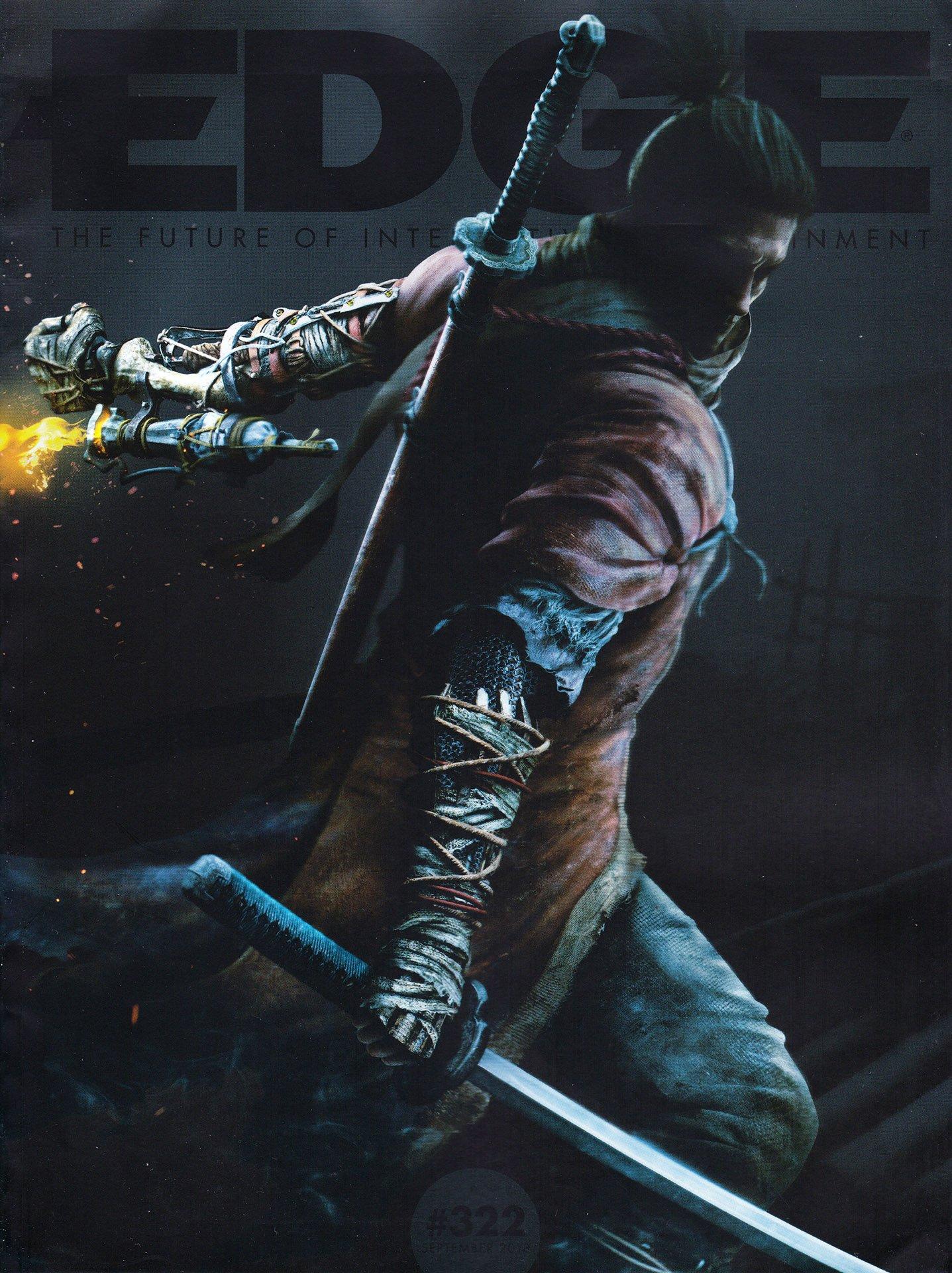 Edge 322 (September 2018) (subscriber edition)