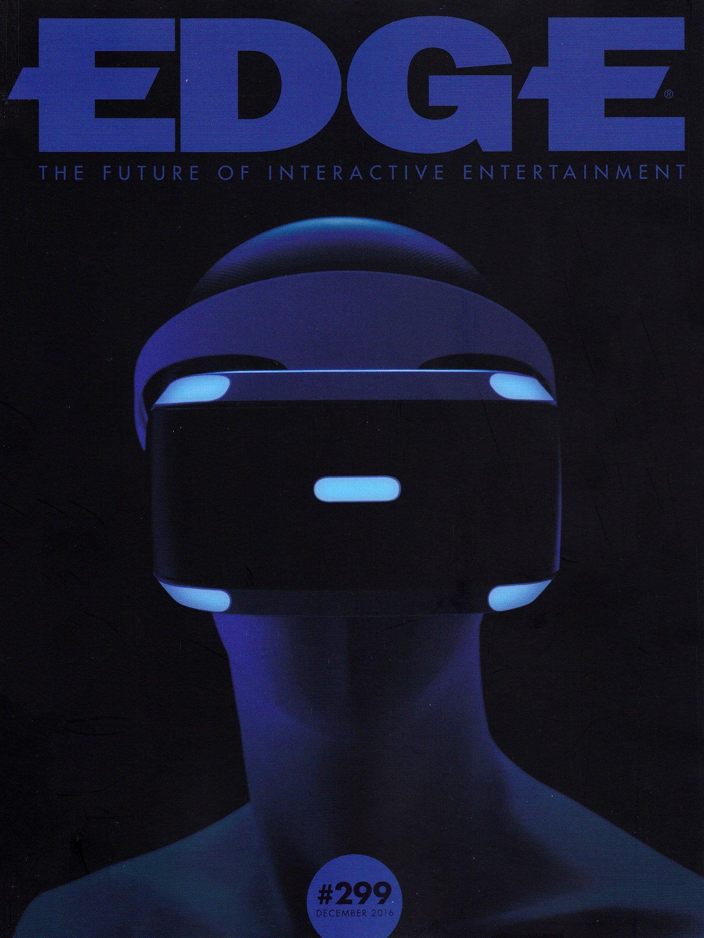 Edge 299 (December 2016) (subscriber edition)