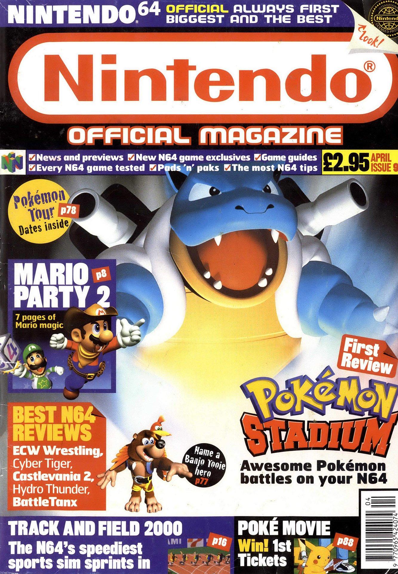 Nintendo Official Magazine 091 (April 2000)