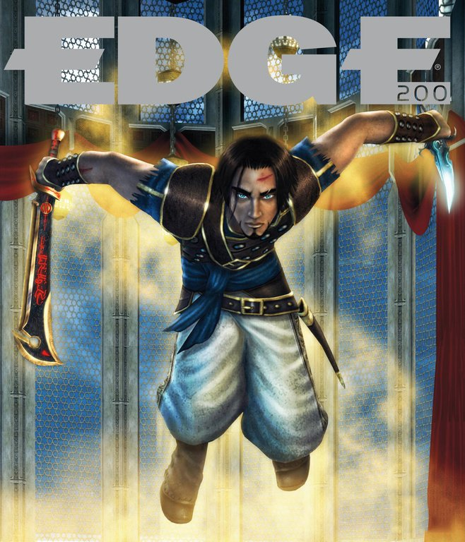 Edge 200 (April 2009) (cover 017 - The Prince - Prince Of Persia - SOT)
