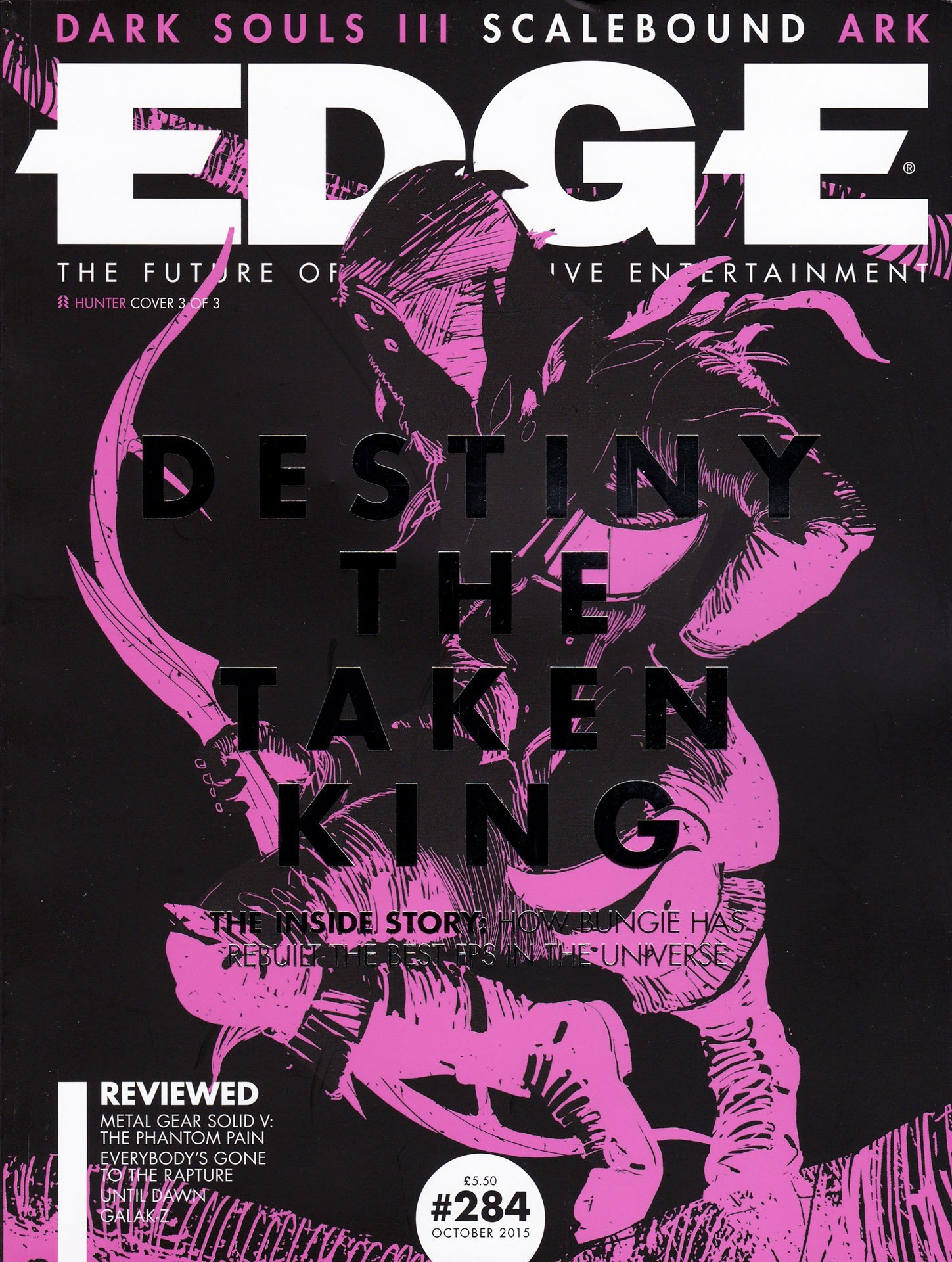 Edge 284 (October 2015) (cover 3)