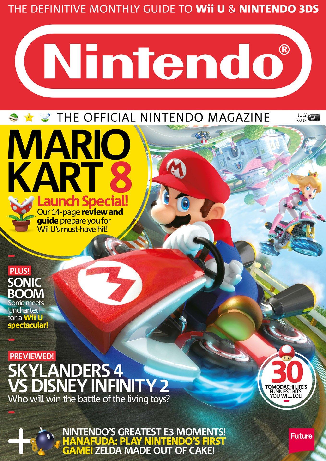 Official Nintendo Magazine 109 (July 2014)