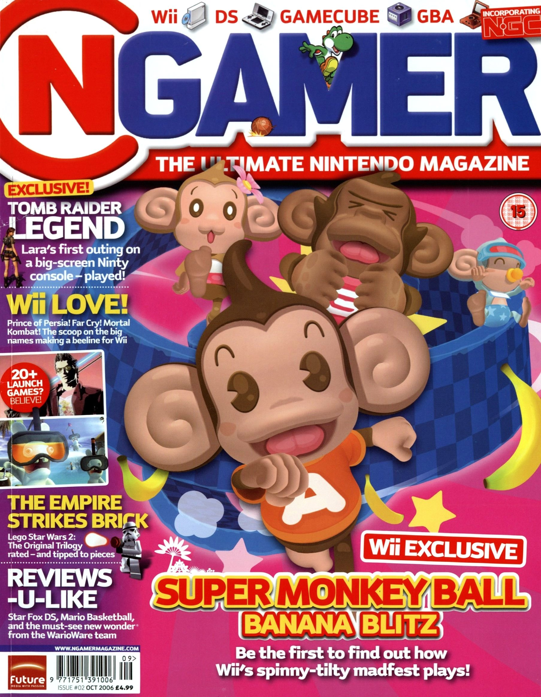 NGamer Issue 02 (October 2006)
