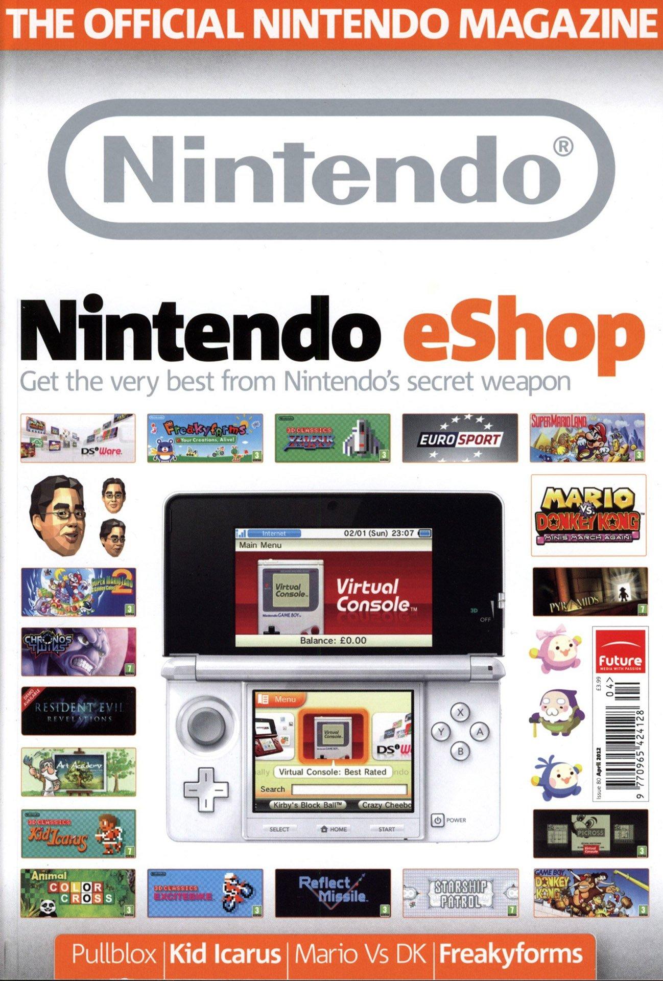 Official Nintendo Magazine 080 (April 2012)