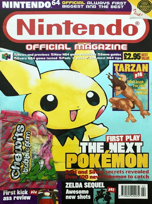 Nintendo Official Magazine 089 (February 2000)