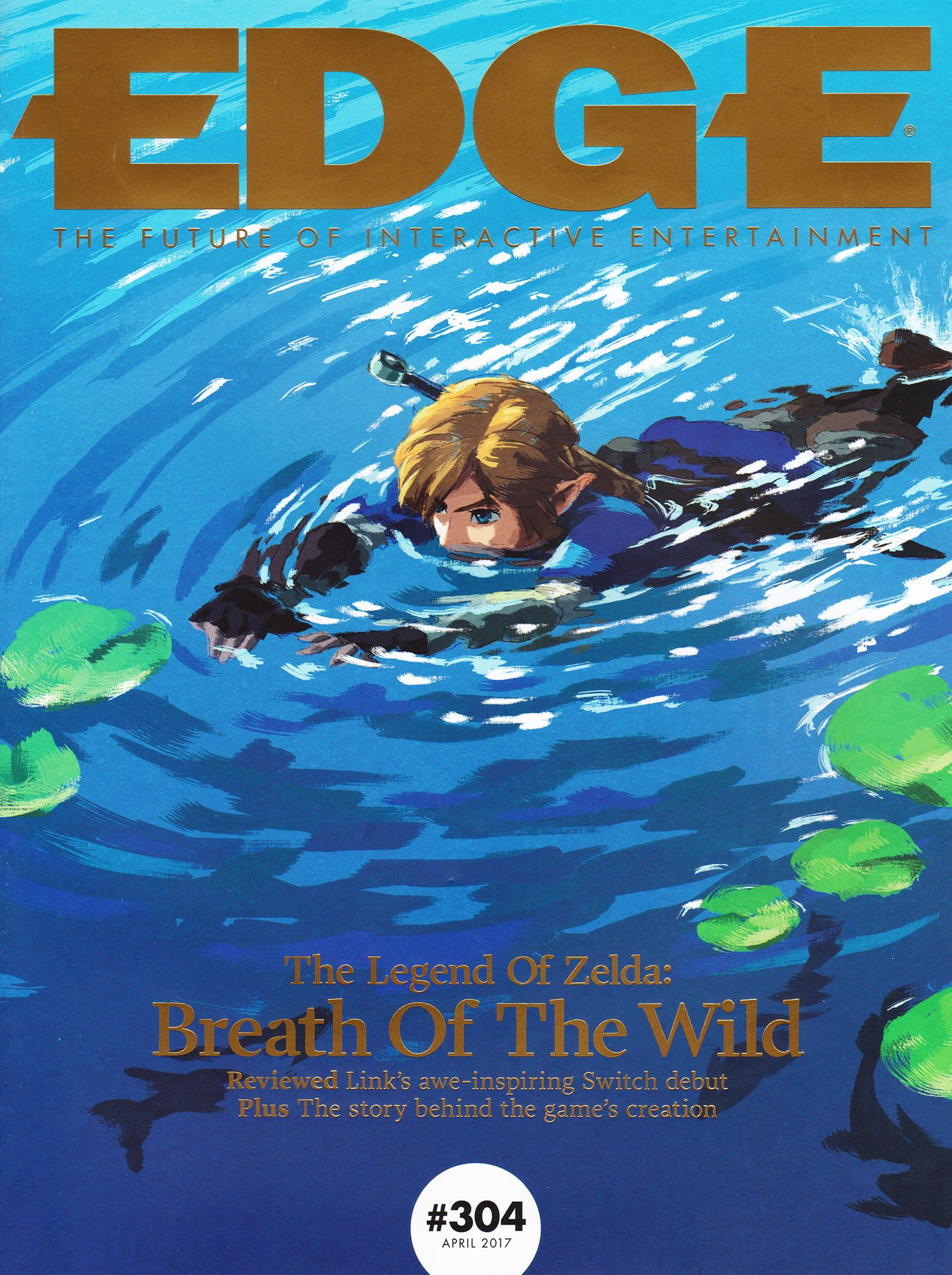 Edge 304 (April 2017) (subscriber edition)